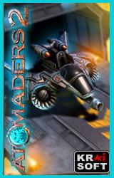 Atomaders 2 - free download for Windows