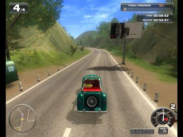 Turbo Car Racing - For PC (Windows 7 8 10 XP) Free Download