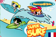 Power Puff Girls Super Surfs